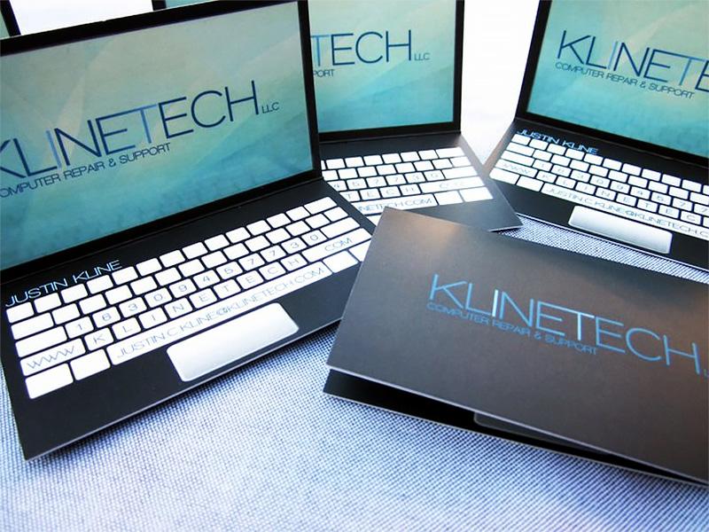 Klinetech Business Card