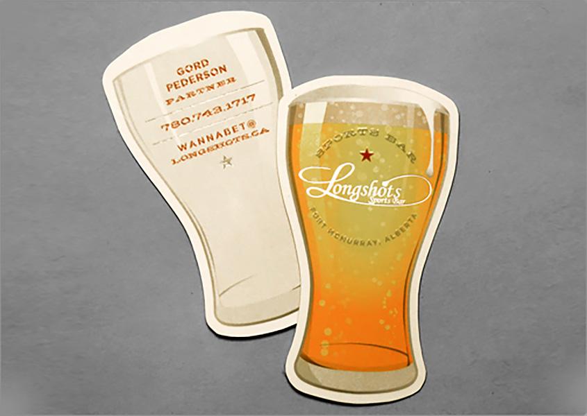Beer Business Card