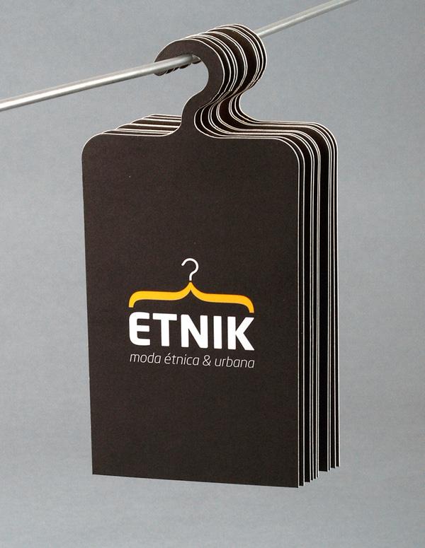 Hanger Business Card